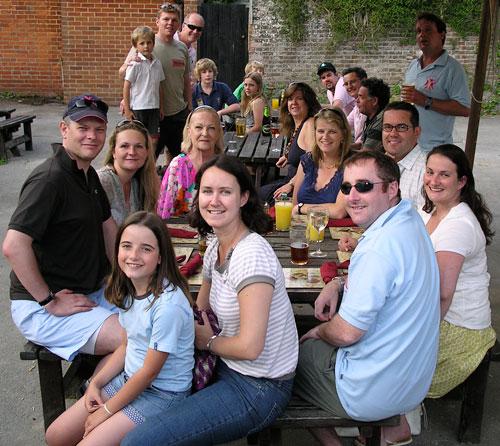 Crondall 27 July 2008