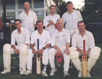 Victorious team at Shackleford 6s