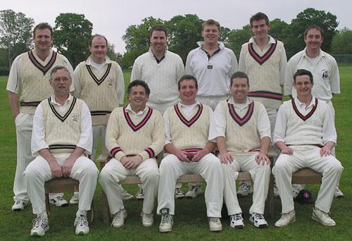 team at Stoke d'Abernon