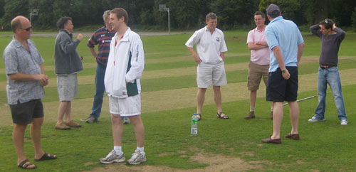 Team at Claygate 2009
