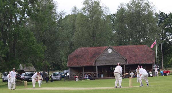batting at follies farm