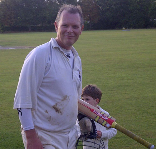 Hoggers at woking and horsell cricket club