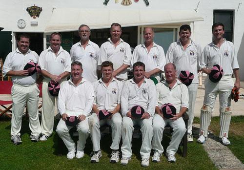 Team in Menorca 2012