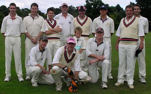 team at maori oxshott