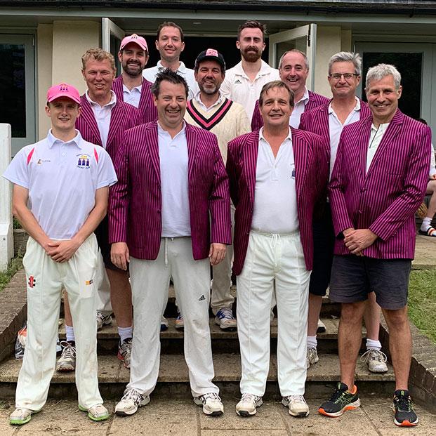 Team at Blackheath - August 2021